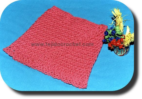 Top y falda niña en tejido crochet o ganchillo – TEJIDO CROCHET