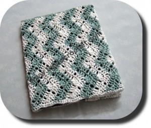 Tapa cuaderno tejido a crochet