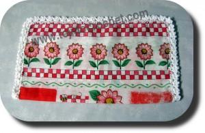 Puntilla en tejido a crochet