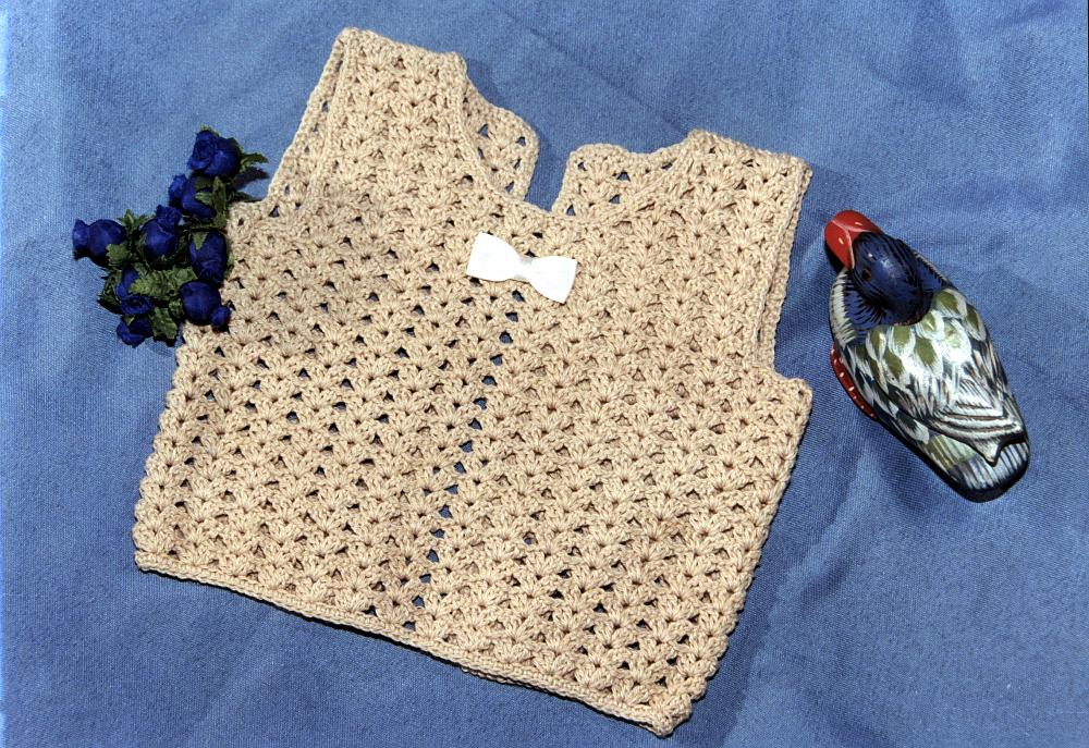 Batita crochet para Bebe